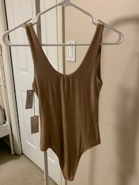 Aritzia Brown Bodysuit Surrey, V3W 1X5