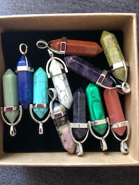 Crystal Necklaces/ Jewellery