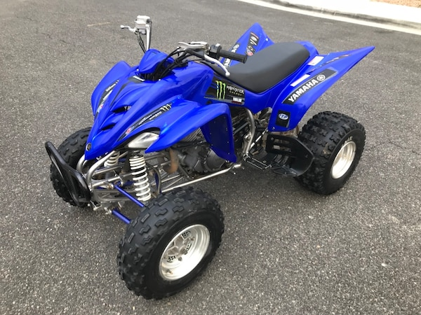 Used    2006    yamaha    raptor       350   runs great   for sale in
