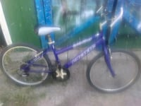 purple and white BMX bike West Valley City, 84119