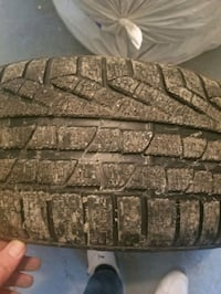 pirelli winter tires like new Montreal