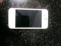 white iPhone 4 with black case Jacksonville, 32225