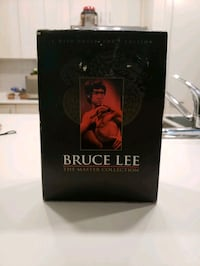 Bruce Lee DVD Collection  Vancouver, V5S