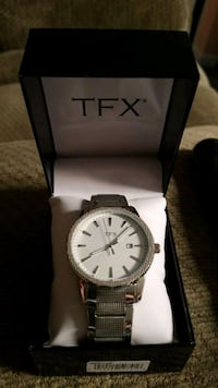 New TFX Mens Watch made by Bulova Chesterfield, 23832