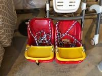 Swings. Great condition, barely used. $10 each 59 km