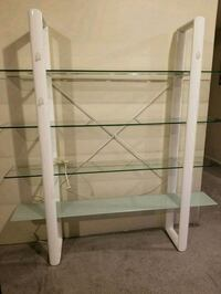 Glass 4-tier Shelf  Laurel, 20707