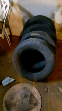 4 Michelin P175 R 14 tires, very low mileage Huntingtown, 20639