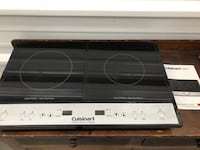 Inductional cooktop Cuisineart Arlington, 22202