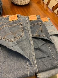 blue Levi's denim jeans Virginia Beach, 23464