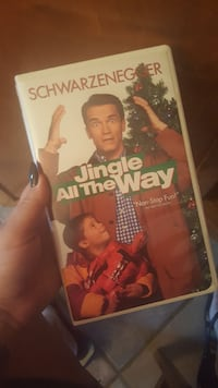 Jingle All The Way movie case