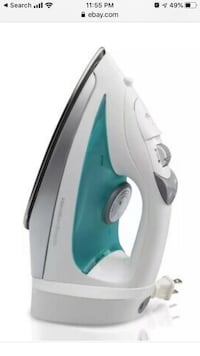 Philips Iron - used once
