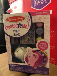 Girls craft toy NEW Tampa, 33604