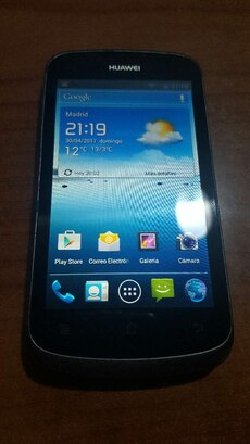 Huawey accend g300