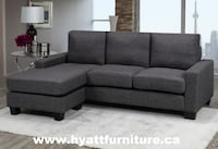 Brand new fabric Sectonal Sofa Toronto