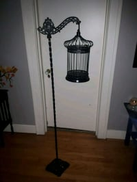VINTAGE Bird Cage and Stand!! Windsor, N8X 1K1