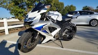 2008 GSXR 600  13K miles clean title TRACY