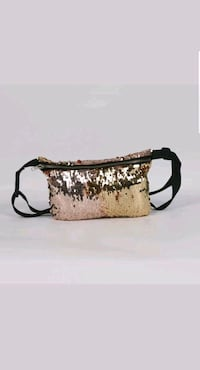 gold sequinned crossbody bag Montgomery, 36104