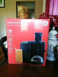 Ge Juice extractor Louisville, 40202