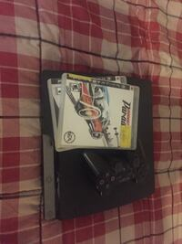 PS3 with one controller and two games Las Vegas, 89169