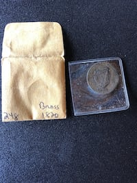 Coin marked 1820  Bangor, 18013