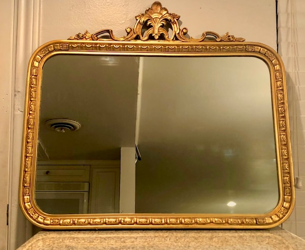 6d9297156 Used Antique Gold Mirror for sale in Dallas - letgo