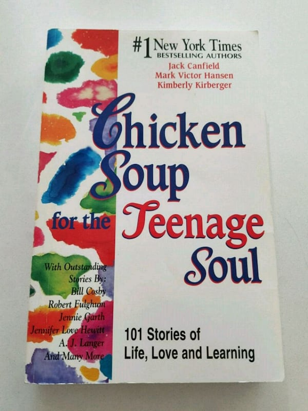 Chicken Soup for the Teenage Soul aabd3a65-a4b3-4df0-af84-907d27f5ebcc