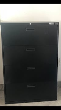 HON filing cabinet with keys Canal Winchester, 43110