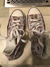 Women's Converse All Star Hightops Aurora, L4G 2T7