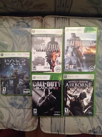 Xbox 360 games and battery charge 3119 km