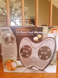Ecectrinc foot massage
