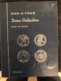 Round silver coin collection Woodbridge, 22193