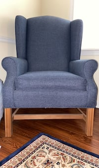 Chair and Ottoman/footrest