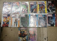 LOT 14 MARVEL TEAM UP COMICS  [TL_HIDDEN]  12 6 5 4 3 2 1 COLLECTIBLE .VERY GOOD CONDITION. Baltimore, 21205