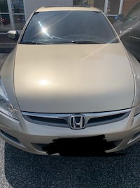 2007 Honda Accord Baltimore