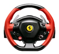 Ferrari 458 Spider Thrustmaster Wheel