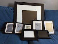 Picture frames - IKEA - $25 for the lot Toronto, M4P 1Z8
