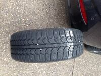Snow Tires - Excellent Condition
