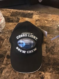 Coors light hat Glen Burnie, 21061