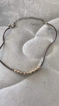 silver chain link necklace with lobster lock Madera, 93638