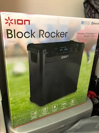 New Bluetooth wireless radio speaker system Rockville, 20852