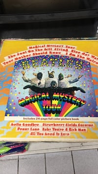 Magical Mystery Tour poster Hickory, 28601