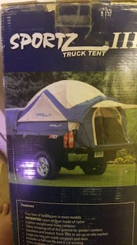 Tent For full size Pick-Up Truck