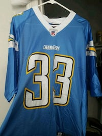 Michael Turner San Diego Chargers Jersey L San Diego