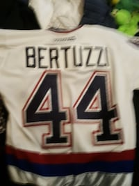 white and red Bertuzzi jersey Surrey, V3T 1Z3