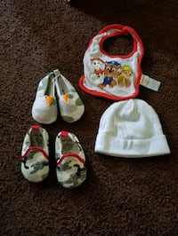 3-6 months old  boys clothes  London, N5V 2S7