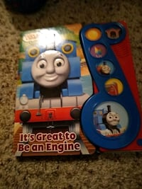 Thomas book with working sounds Sykesville, 21784