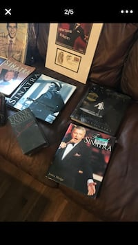 Frank Sinatra collection  Elmont, 11003