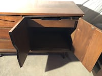 Antique walnut buffet Linganore, 21774