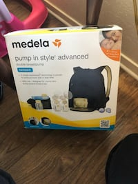 Medela pump in style advanced breastpump box Southaven, 38671