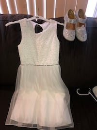 Beautiful Easter dress and shoes Dearborn Heights, 48127